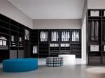 устойчиви тъмни гардероби мдф