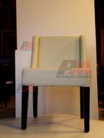 дървени кресла за хотели за поставяне на открито