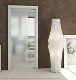 нечупливи  стъклени интериорни врати