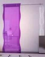 плъзгащи стъклени интериорни врати ненарушими