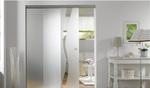луксозни  плъзгащи стъклени интериорни врати