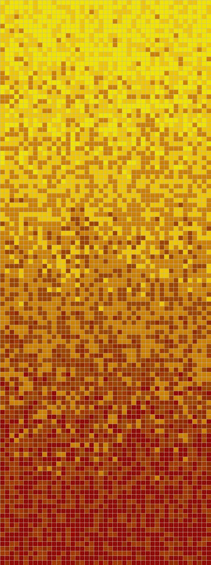 Облицовка за стени - тип градиент